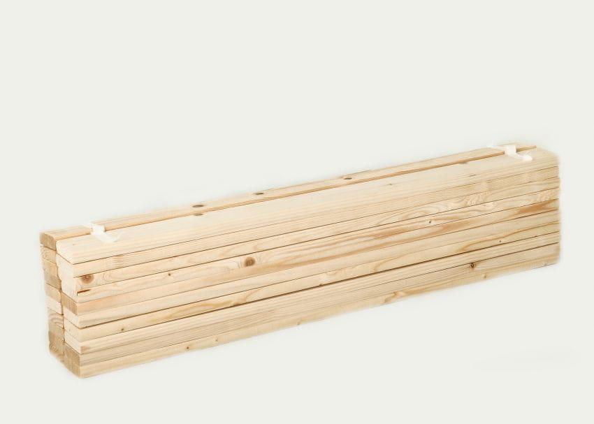 Stelaż Do łóżka Bianco 20 100x200